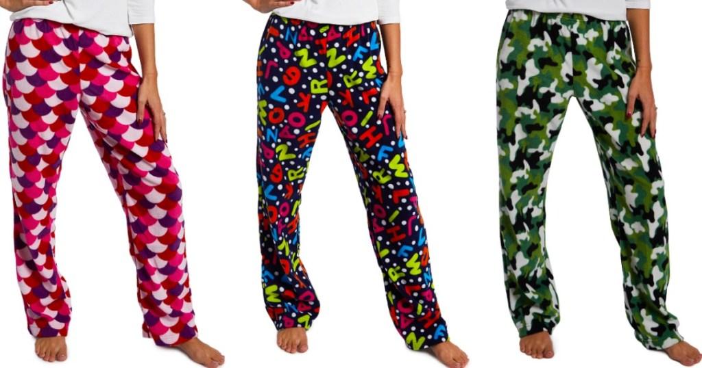 Women's Pajama Pants Women's