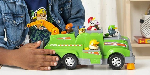 Paw Patrol Rocky's Recycling Truck w/ 6 Pups Only $15 at Amazon