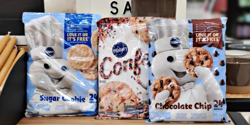 New $1/3 Pillsbury Refrigerated Baked Goods Coupon = Biscuits, Cookies & More as Low as 41¢ Each