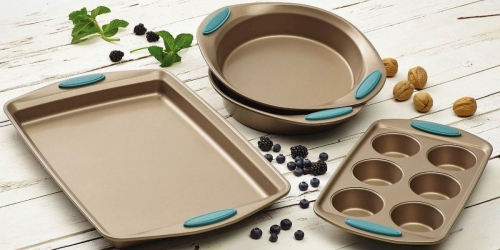 Rachael Ray 4-Pc. Nonstick Bakeware Set Only $21.99 (Regularly $60) at Macy's