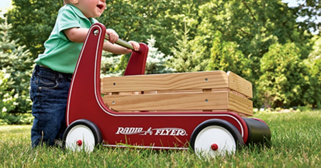 Radio Flyer Walking Wagon