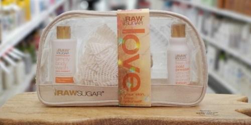 Raw Sugar Gift Sets Only $5 at Target (Regularly $10)