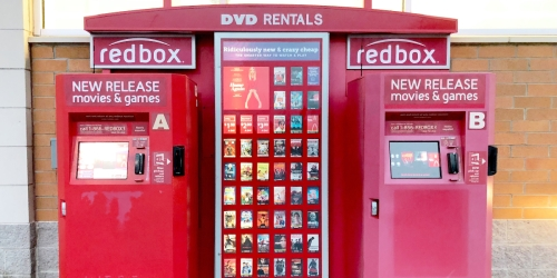 Redbox Will No Longer Rent Video Games and Will Sell Off Its Remaining Games