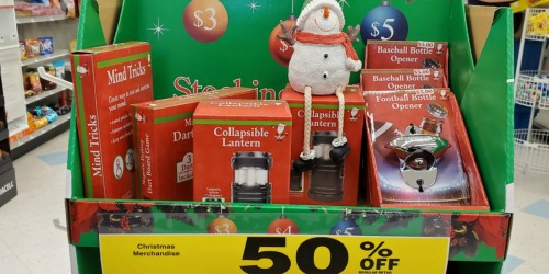 50% Off Holiday Clearance Finds at Rite Aid