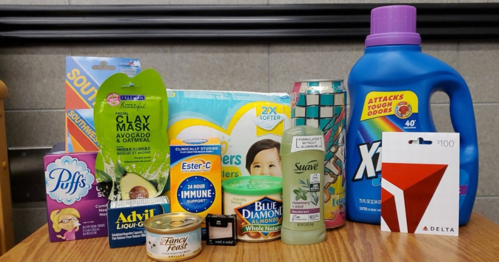 Rite Aid Weekly Ad Match-Ups