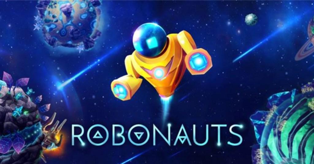 robonauts video game