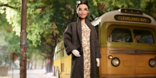 Barbie Rosa Parks Doll Only $19.43 (Regularly $30) | Awesome Reviews