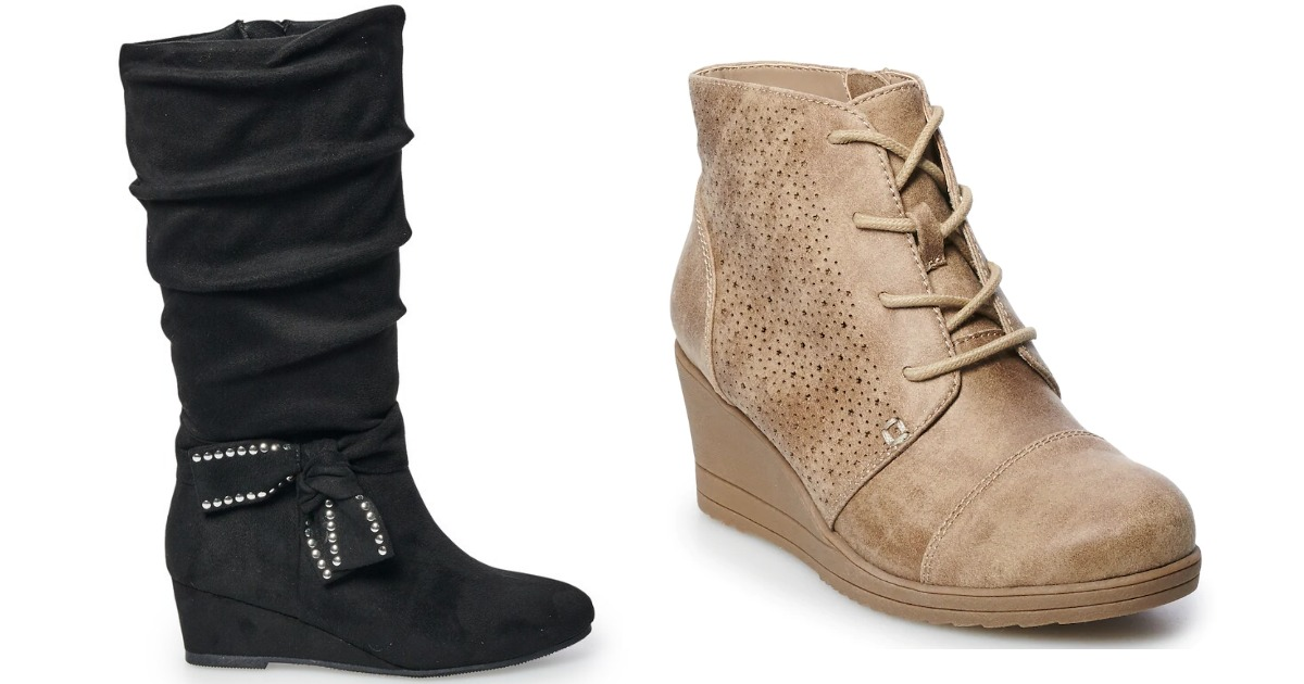 SO Girls Boots as Low as $9.99 Each at