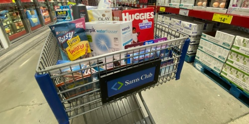 All The Best Sam's Club Instant Savings Health & Beauty Deals