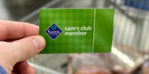 *HOT* Sam's Club 1-Year Membership Only $45 + Get Back $45 Credit to Shop