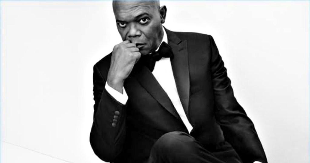 Samuel L. Jackson Celebrity Voice For Alexa