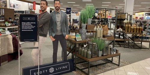 Up to 50% Off Scott Living Area Rugs + Get Kohl's Cash
