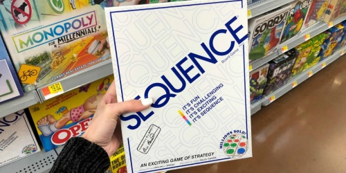 Sequence Board Game Just $10 on Amazon (Regularly $25) | Family Fun for All Ages