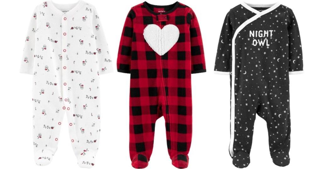 Sleep n Play Pajamas by Carters