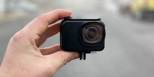 Sports Action Camera as Low as $19.78 Shipped at Amazon   Includes Waterproof Casing & Lightweight