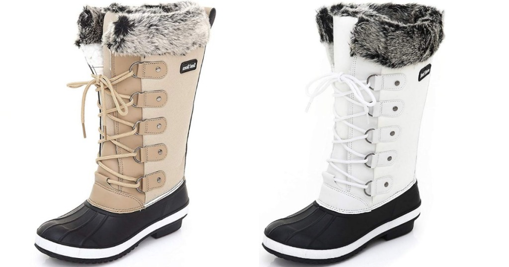 Snow Boots Zulily