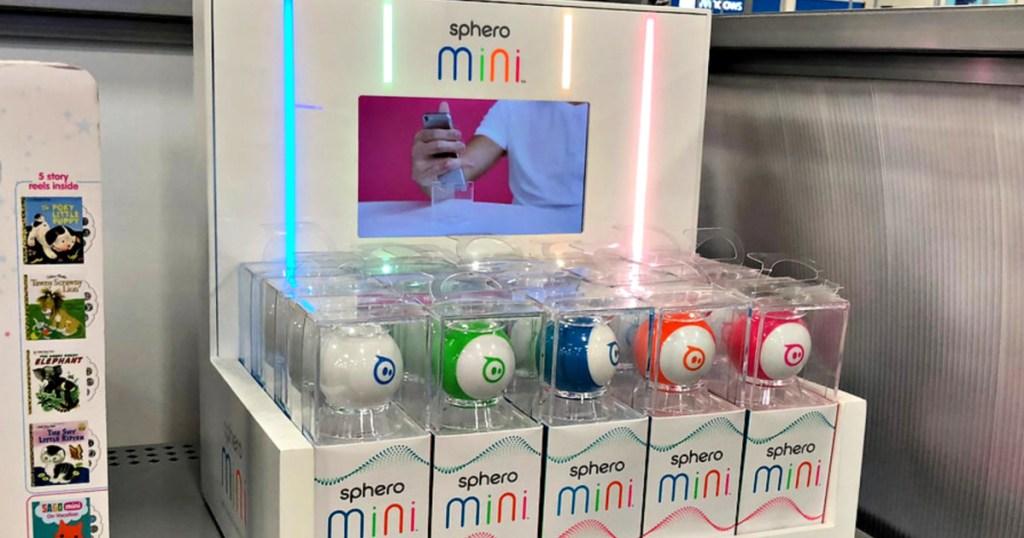 Sphero Mini App-Enabled Programmable Robot Ball