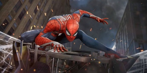 Marvel's Spider-Man PlayStation 4 Game Just $14.99 Shipped at Best Buy (Regularly $40)