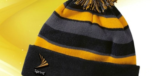 FREE Knit Hat for Sprint Customers