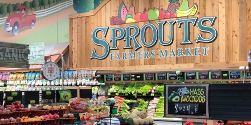 Save $15 Off a $100 Grocery Purchase w/ This New Sprouts Farmers Market Coupon