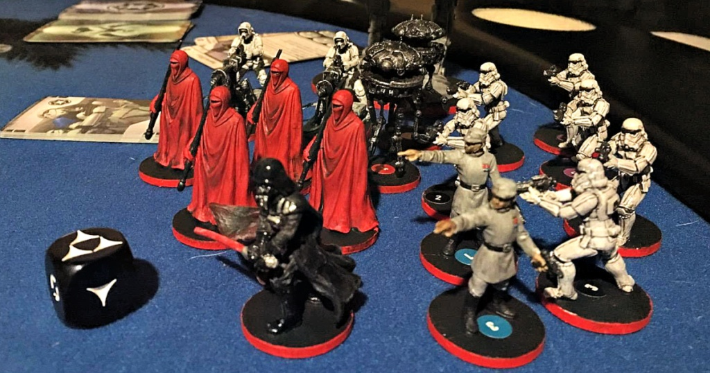 Star Wars: Imperial Assault Board Game