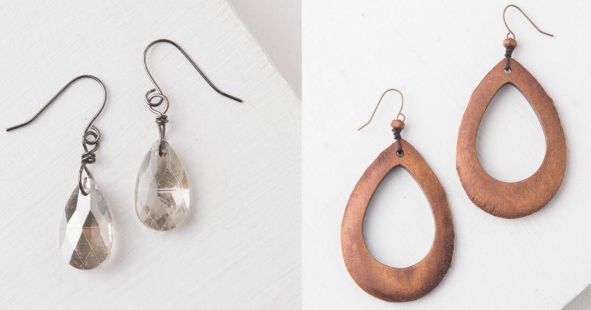 Starfish Project Earrings