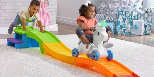 Step2 Unicorn Up & Down Roller Coaster Only $90.99 Shipped + Get $15 Kohl's Cash (Regularly $130)