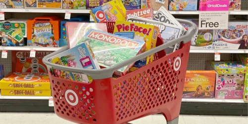 Get Over 50% Off Toys at Target By Combining Sales with Coupons & Circle Offers
