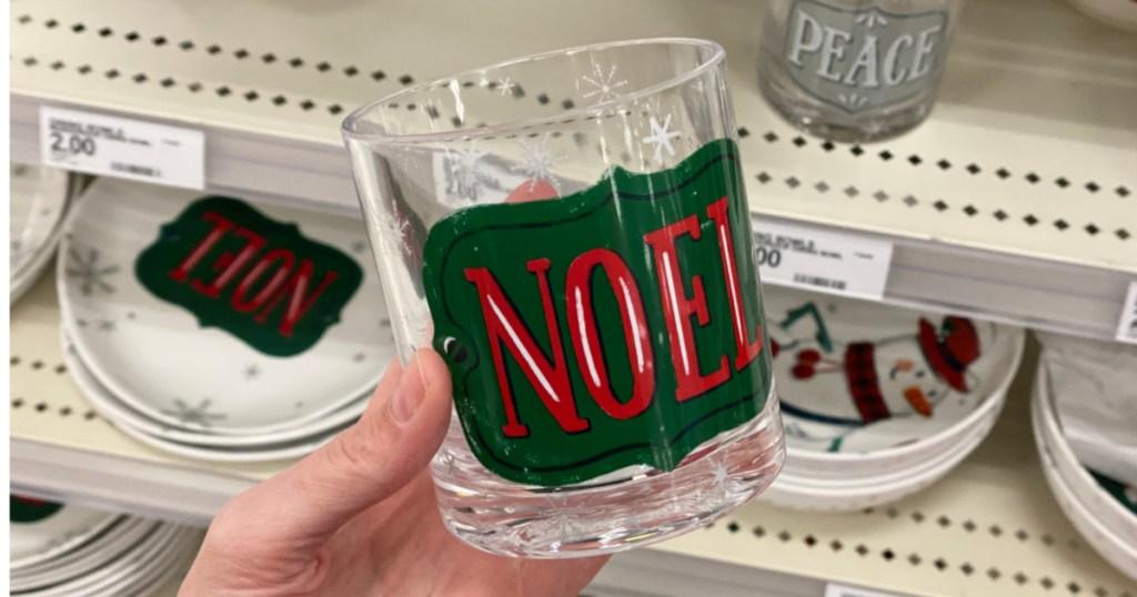 Target Wondershop Holiday Drinkware