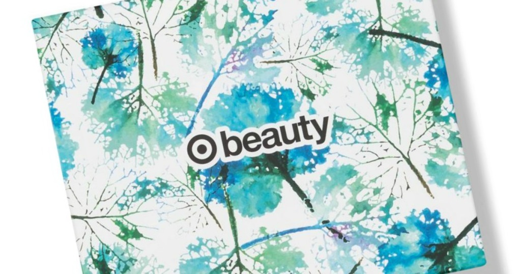 Target December Beauty Box