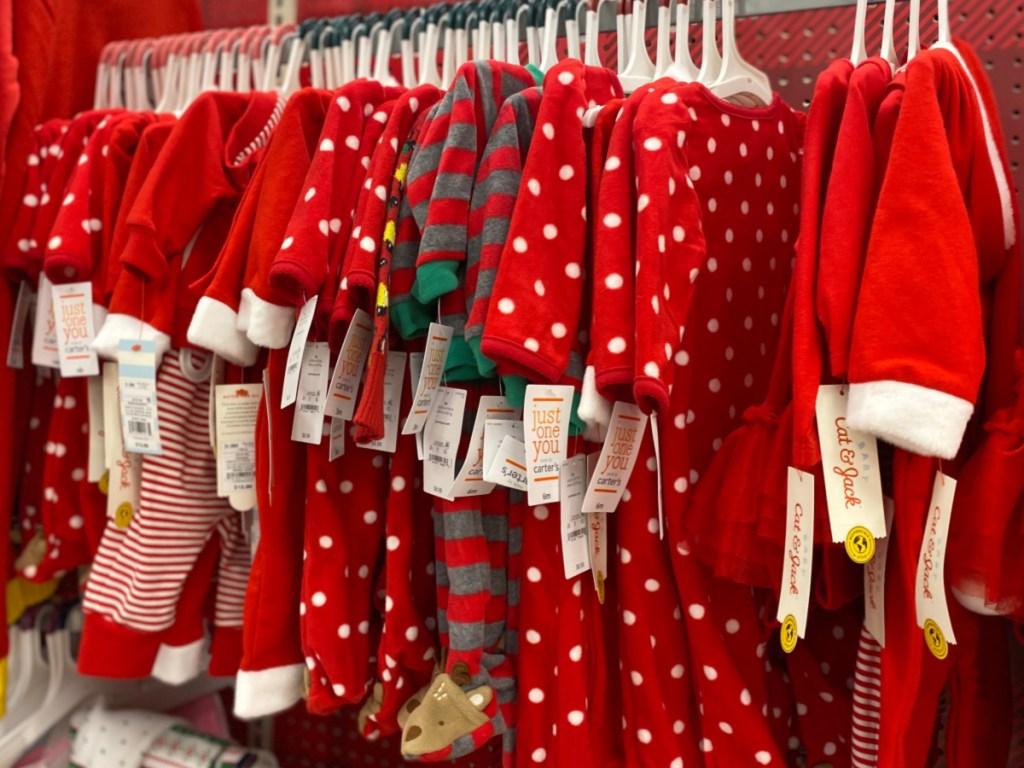 Just One You Pajamas at Target