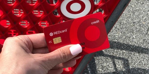 NEW Target Red Card Holders Score RARE $25 Off $25 Purchase Coupon