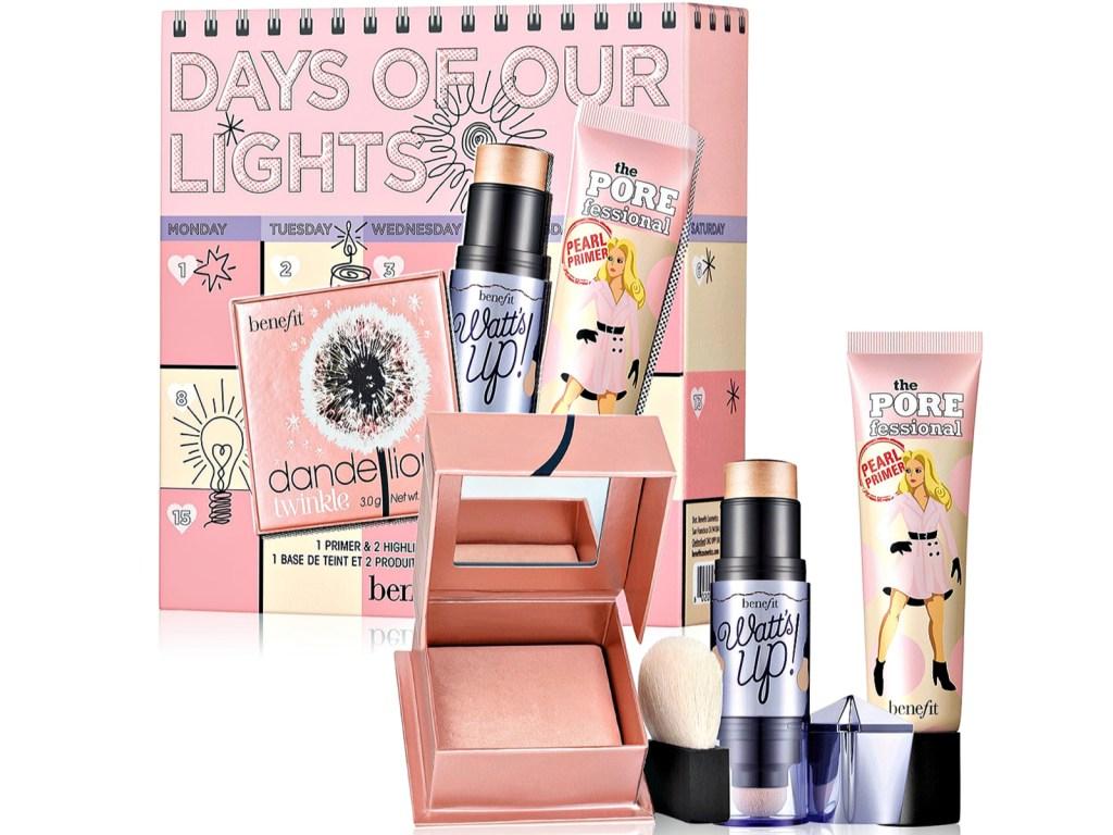 Tarte 3-Piece Days Of Our Lights Prime & Highlight Set