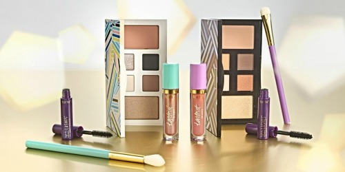 Tarte 8-Piece Makeup Collector's Set Only $25 Shipped at Macy's ($248 Value) + More