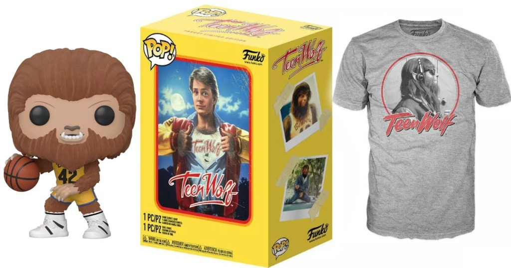 Teen Wolf Collector Box