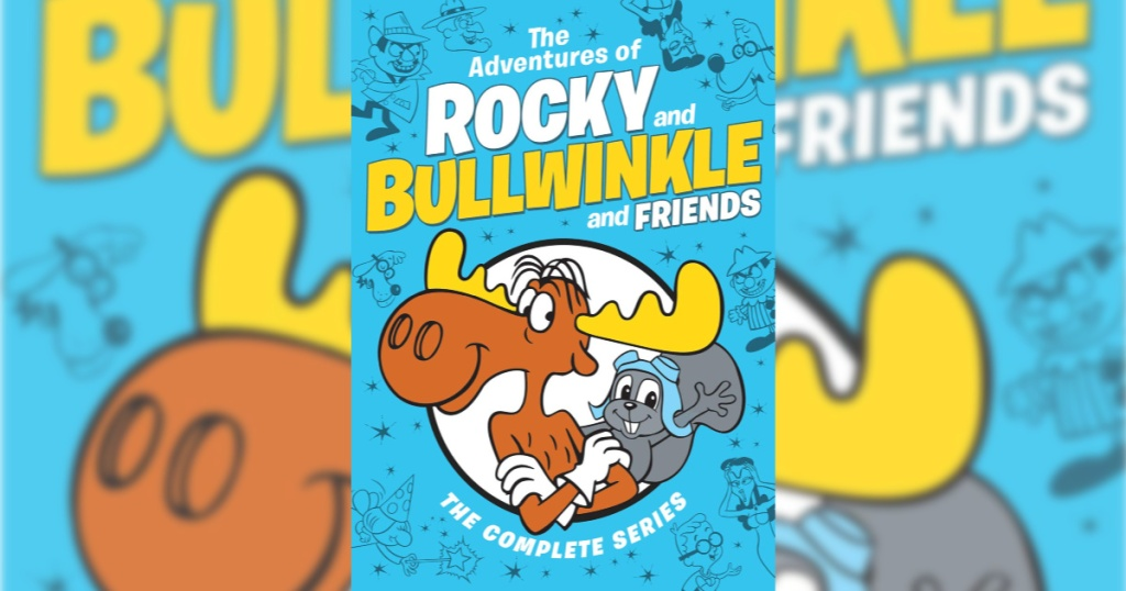 The Adventures of Rocky and Bullwinkle and Friends: The Complete Series DVD