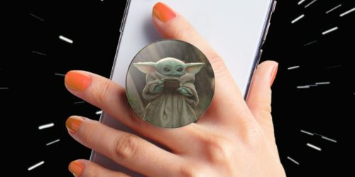PopSockets Only $7.50 Shipped | Baby Yoda, Disney, Harry Potter, Sports Teams & More