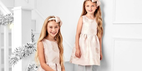 The Children's Place Holiday Dresses as Low as $9.99 Shipped (Regularly $30+)