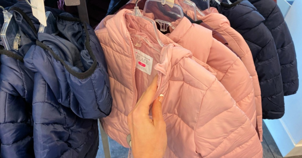 The Children's Place Puffer Jacket