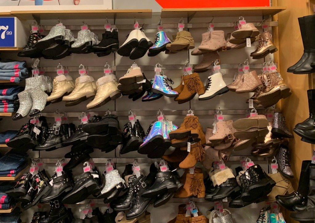 The Children's Place boots