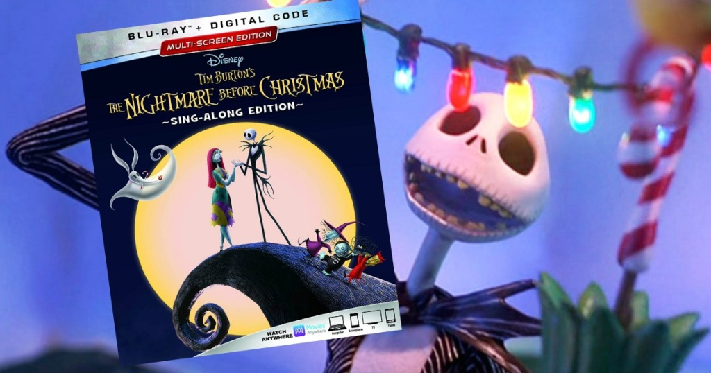 The Nightmare Before Christmas Blu-Ray