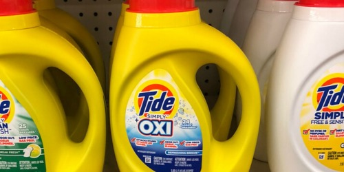 Tide Simply Laundry Detergent or Downy Fabric Softener Just $1.99 Shipped on Walgreens.com (Regularly $6)