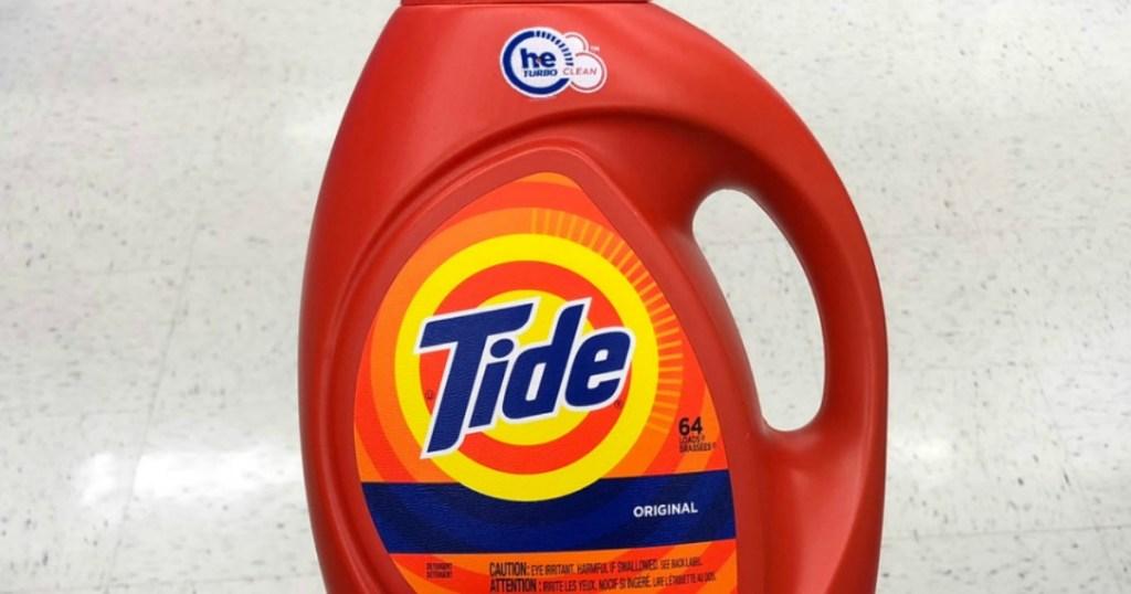 Tide Turbo Laundry Detergent