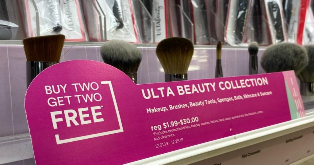 Ulta Beauty Brushes