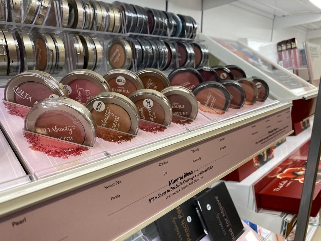 Ulta Beauty Mineral Blush