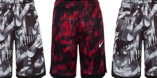 60% Off Nike Boys Shorts at Kohl's