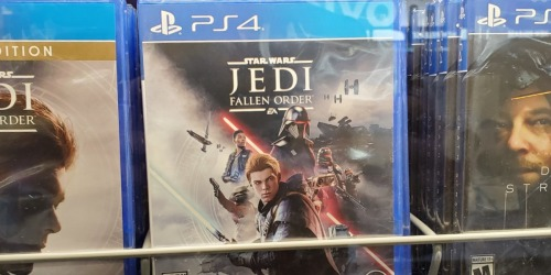 Star Wars: Jedi Fallen Order Xbox One or PS4 Only $39.99 Shipped at Best Buy (Regularly $60)