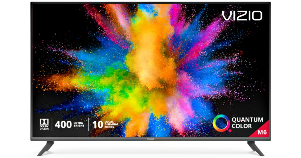 "VIZIO 55"" Quantum 4K Ultra HD Smart TV"