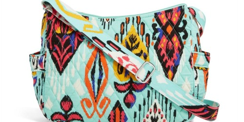 Vera Bradley Bags Only $19.99 on Zulily (Regularly up to $129)