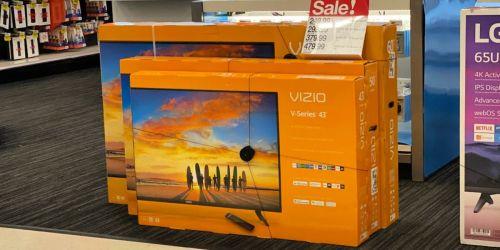 Up to 40% Off TVs at Target.com